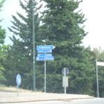 Richtungs- und Entfernungsangaben in Italien…