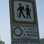 Wandern in den Alpi Apuani in der Nord Toskana