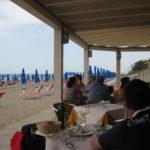 """Sylt Sansibar Stimmung in der Toskana - """"Bar La Zattera"""""""