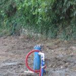 """Kleiner Nachtrag zur Wassersituation in """"meiner"""" Villa…"""