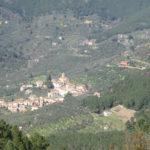 traumhafter Blick auf Montemagno