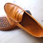 Der Klassiker - Tod´s Schuhe mit Gummi Noppen