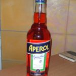 """Ein """"Spritz"""" mit Aperol als Aperitivo"""