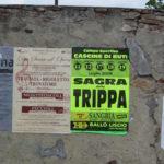 """Italien, das Land der """"Sagra"""" oder auch Fressfeste…"""
