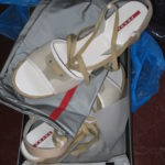 Prada Sandalen zu Outlet Preisen