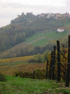 Piemont im November