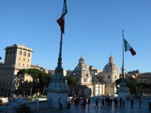 Rom ist immer eine Resie wert