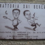 Trattoria dai Bercau, Piemont