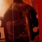 Antike Barolo Flasche von Costa Di Bussia aus dem Jahre 1883