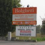 Italien outlet für Maenner Mode Bolgheri direkt neben Diffusione Tessile