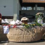 Kastanien und Trueffelfest in Palaia Toscana im Oktober
