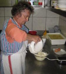 Typischer Nachtisch aus dem Piemont: das Restaurant Ostu Di Djun verrät ein Geheimrezept