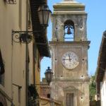 Palaia mittelalterliches Dorf in der Toskana