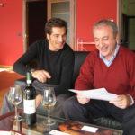 Pietro und Paolo im Büro von San Silvestre Piemont