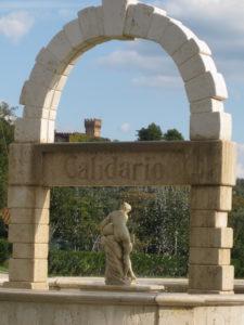 Toskana Entspannungstag in der Terme Calidario