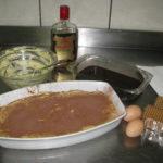 Zutaten für den Piemont Nachtisch Mattone
