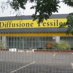 13 bis 15 Uhr geschlossen das Outlet Diffusione Tessile Max Mara