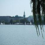 Hamburg ist eine schöne Stadt, wenn die Sonne scheint