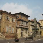 Innenstadt von Bra Piemonte