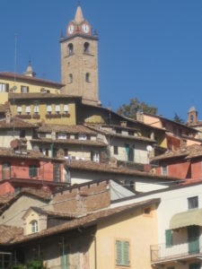 Monforte d´Alba im Piemont