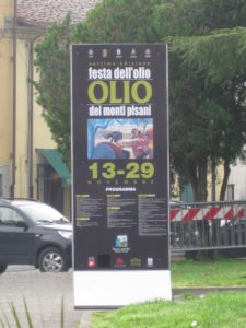 Olivenernte 2009 in der Toskana und Feste