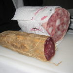 Salame Cotto e Salami aus dem Piemont