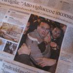 Mailand- Berlusconi Angreifer Massimo Tartagalia