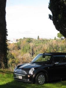 Auto in eine Werkstatt in Italien bringen: nein danke