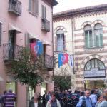 Alba am ersten Sonntag im Oktober zur Eroeffnung der internationalen Trueffelmesse