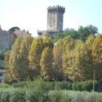 mittelalterlicher Ort Vicopisano in der Toskana