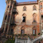 romantisches Schlosshotel in Novello Piemont