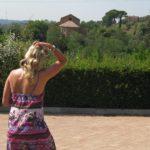Blondinen sind das natuerliche Feindbild der Italienerinnen
