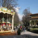 Innenstadt von Montecatini Terme Toskana