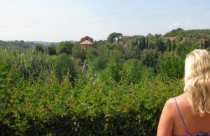 Italienerinnen und Blondinen: eine ganz andere Perspektive
