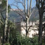 Montecatini Terme Toskana im Februar
