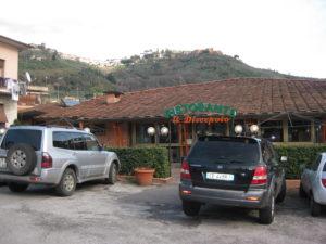 Restaurant Tipp in Montecatini Terme Toskana: Ristorante Pizzeria Il Discepolo
