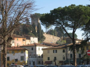 Vicopisano Toskana