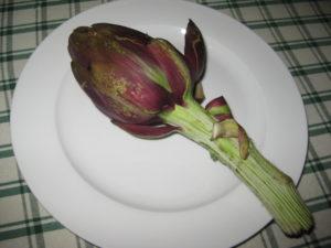Rezept Tipp aus Italien: Frische Artischocken aus Sardinien mit Nudeln