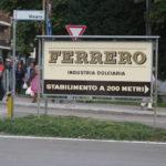 Alba die Geburtsstadt von Ferrero