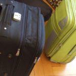 Ein Koffer voller Knorr Suppen von Hamburg nach Rom exportiert
