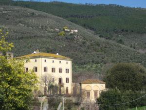 Villa in Vicopisano Toskana