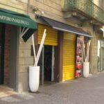 Aperitif Bar tagsueber in Pontedera Toscana