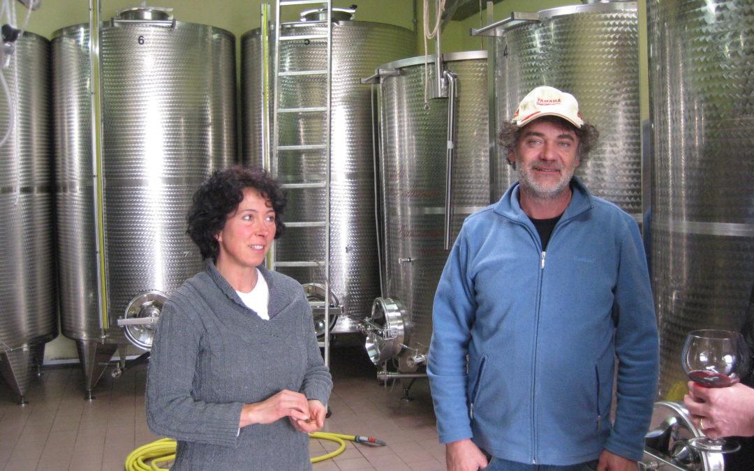 Renato und Milva Fenocchio aus dem Piemont: Wein Produzenten mit Herzblut und Spitzenweinen