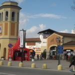 Outlet Serravalle in Norditalien