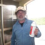 Renato Fenocchio verwendet keine Chemikalien zur Weinproduktion