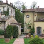 Romantisches Hotel Borgo San Luigi Toskana