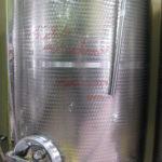 Erste Lagerung der Nebbiolo Traube für Barbaresco