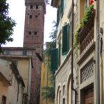Innenstadt Lucca Toskana