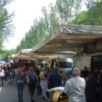Markt Lucca Toskana