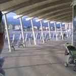 Strand Camaione Toskana und Bar Pontile